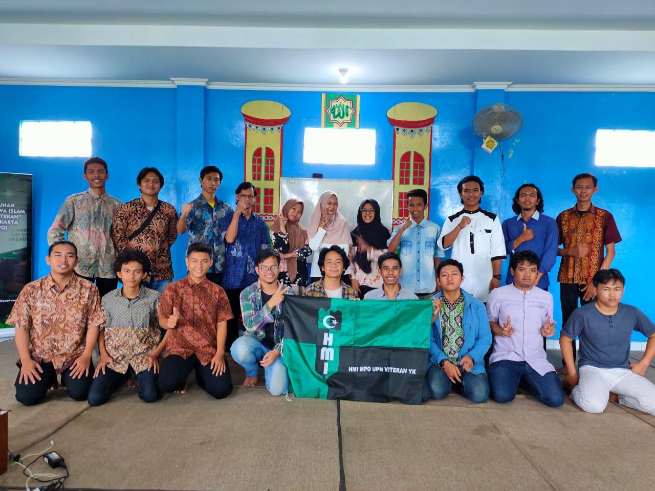 "LK 1 HMI Komisariat UPN ""Veteran"" Yogyakarta Sebagai Aktualisasi Bela Negara"